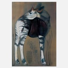 Okapi, 2005 (oil on canvas)