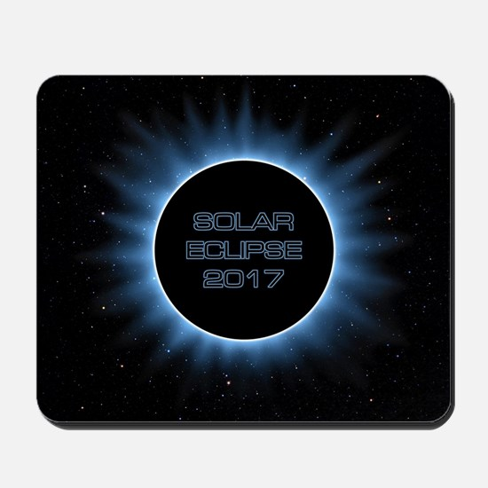 Solar Eclipse 2017 Mousepad