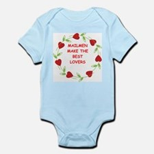 mail men Infant Bodysuit