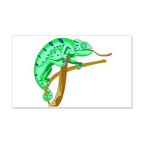 Chameleon 22x14 Wall Peel