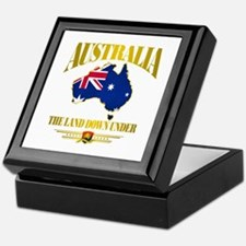 """Land Down Under"" Keepsake Box"