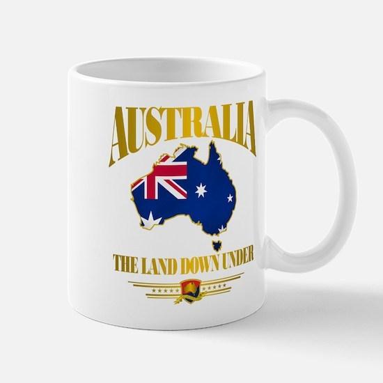 """Land Down Under"" Mug"