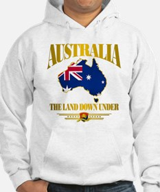 """Land Down Under"" Hoodie"