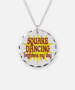 Square Dancing Necklace