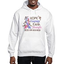 Hope Courage Faith SIDS Shirts Hoodie