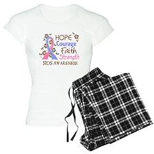 Hope Courage Faith SIDS Shirts Pajamas