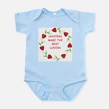 hunters Infant Bodysuit