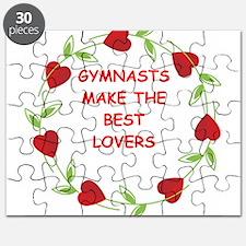 gymnasts Puzzle