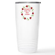 gourmet Travel Mug