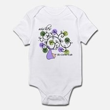 Wishes Do Come True Infant Bodysuit