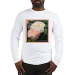 Mama's Two Beautiful Roses Long Sleeve T-Shirt
