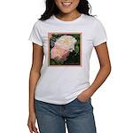 Mama's Two Beautiful Roses Women's T-Shirt
