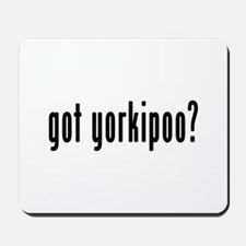 GOT YORKIPOO Mousepad