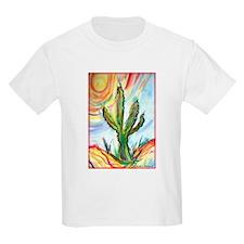 Saguaro Cactus, art T-Shirt