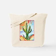 Saguaro Cactus, art Tote Bag