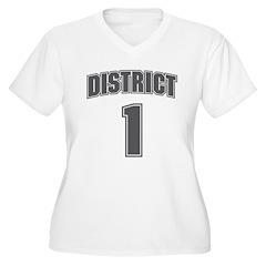 District 1 Design 6 T-Shirt
