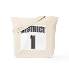 District 1 Design 6 Tote Bag