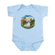 Bright Country-ShihTzu#23 Infant Bodysuit