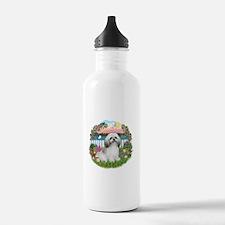 Garden-Shore-ShihTzu#23 Water Bottle