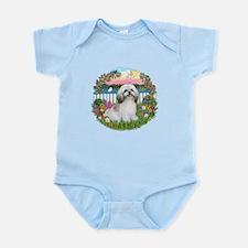 Garden-Shore-ShihTzu#23 Infant Bodysuit
