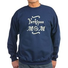 Yorkipoo MOM Sweatshirt