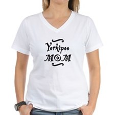 Yorkipoo MOM Shirt