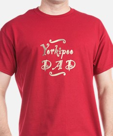 Yorkipoo DAD T-Shirt