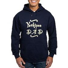 Yorkipoo DAD Hoodie