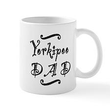Yorkipoo DAD Mug