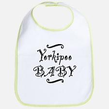 Yorkipoo BABY Bib