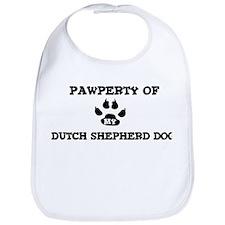 Pawperty: Dutch Shepherd Dog Bib