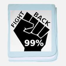 OccupyFB baby blanket
