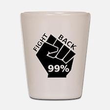 OccupyFB Shot Glass