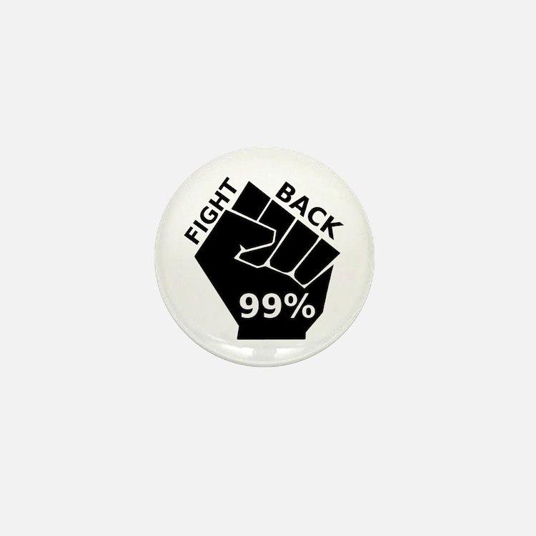 OccupyFB Mini Button