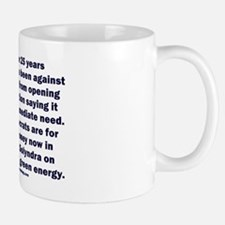 Democrats Shortsighted Dishonest V2 Mug