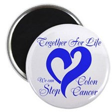 "Stop Colon Cancer 2.25"" Magnet (100 pack)"