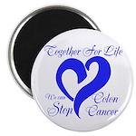 Stop Colon Cancer Magnet