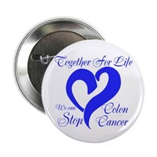 "Stop Colon Cancer 2.25"" Button"