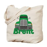 Trucker Brent Tote Bag