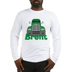 Trucker Brent Long Sleeve T-Shirt