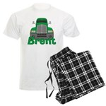 Trucker Brent Men's Light Pajamas