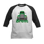 Trucker Brent Kids Baseball Jersey