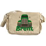 Trucker Brent Messenger Bag