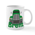Trucker Brent Mug