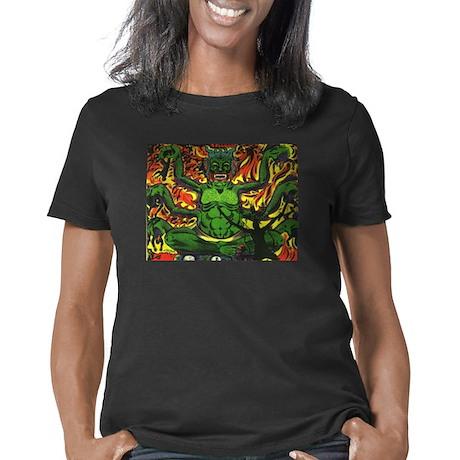 Team Peeta Women's Plus Size V-Neck T-Shirt