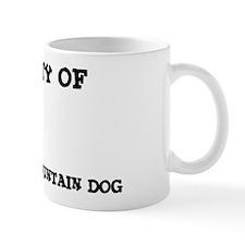 Pawperty: Entlebucher Mountai Coffee Mug