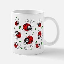 Cute Ladybug pattern Mug
