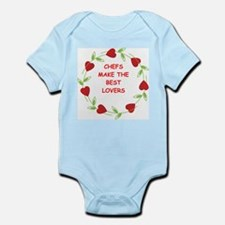 chefs Infant Bodysuit