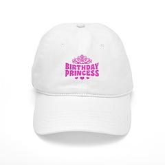 Birthday Princess Baseball Cap
