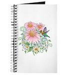 Coneflower Hummingbird Journal